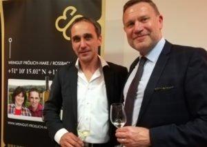 exklusive Jungweinprobe in der Landesvertretung Sachsen Anhalt