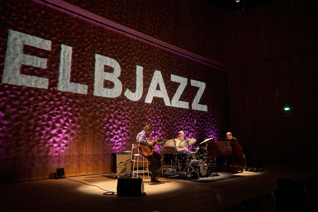 Hamburg, Jazz,Goldings, Bernstein, Stewart - Kleiner Saal © Claudia Höhne