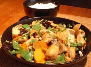 china vegetarier