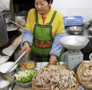 China vgetarier
