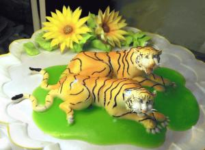 Tigertorte