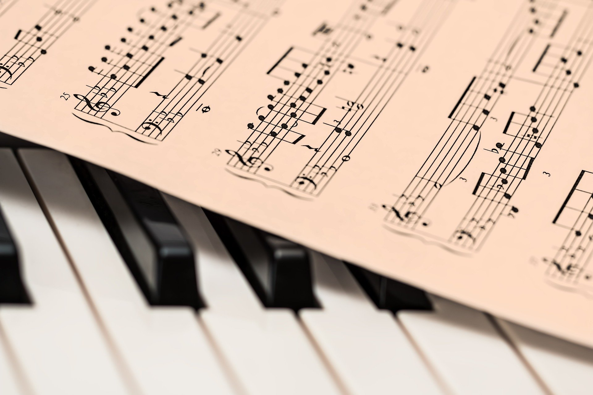 Piano Noten